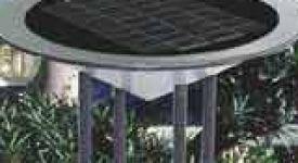 LED太陽能草坪燈原理