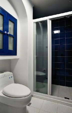 卫生间淋浴隔断 不锈钢玻璃隔断