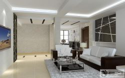 110平三居室歐式裝修