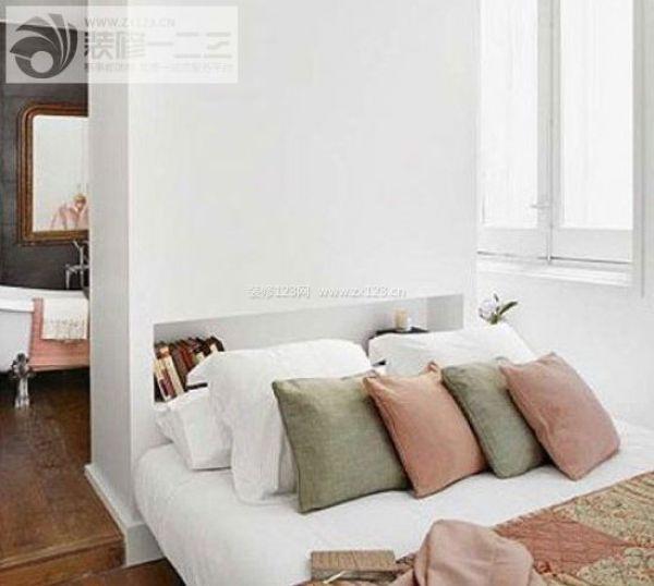 时尚家居方案 10个床后收纳空间改造