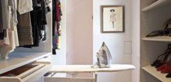 家居装修 超强收纳功能的步入式衣帽间设计
