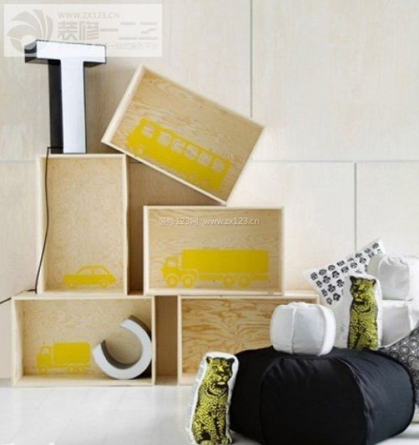 家居装修DIY 注入自然元素