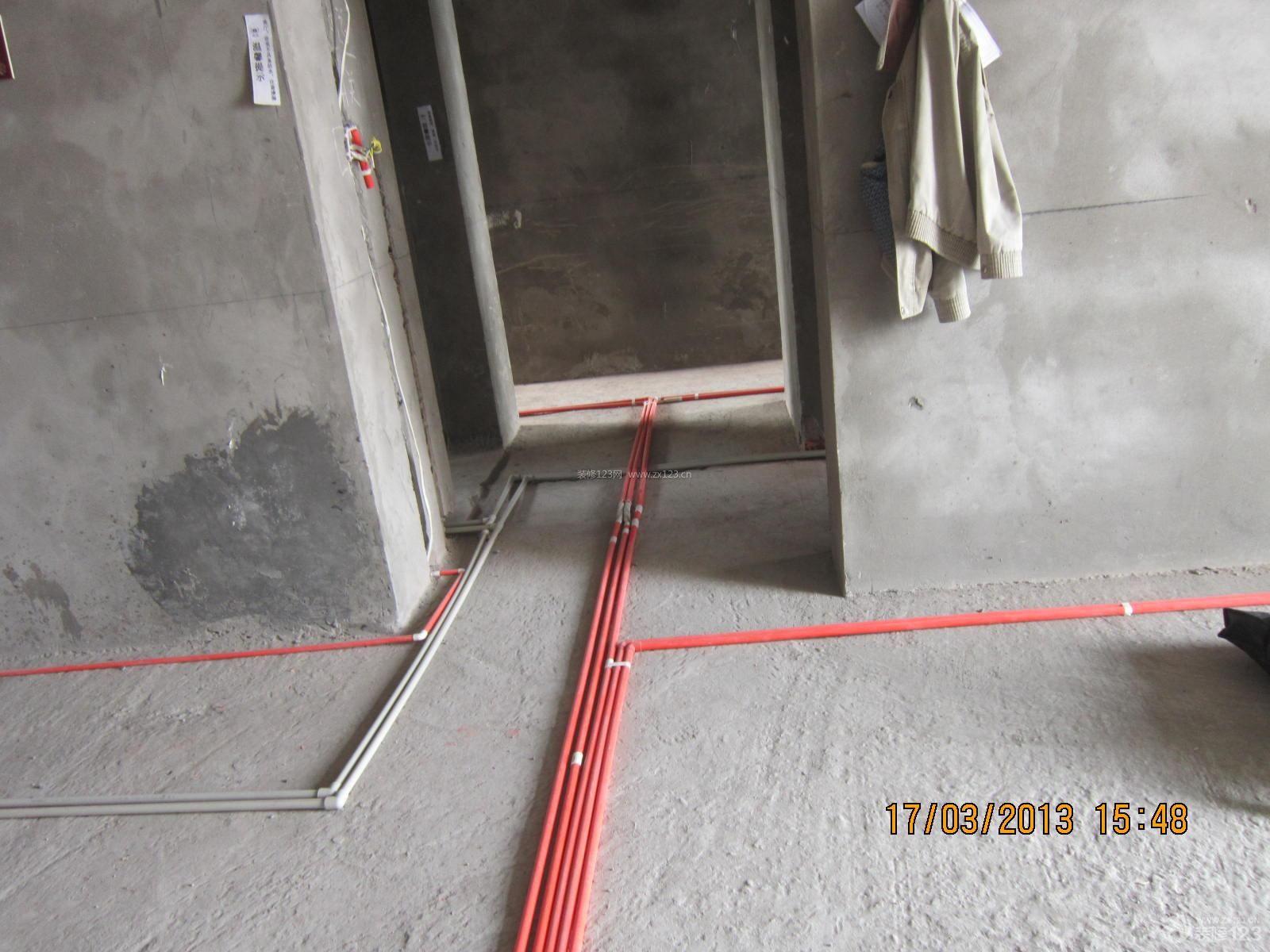 水电工程布线展示
