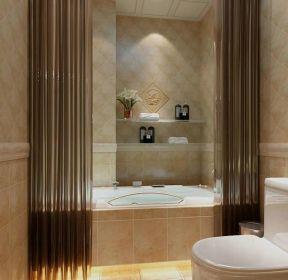 卫生间小装修效果图图片