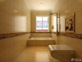 衛生間瓷磚顏色 衛生間設計 瓷磚背景墻