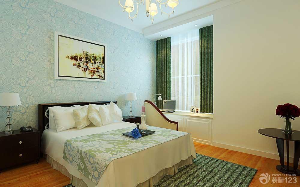 温馨简约女生卧室装修设计效果图