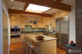 現代美式 廚房掛件 廚房裝修風格 廚房設計