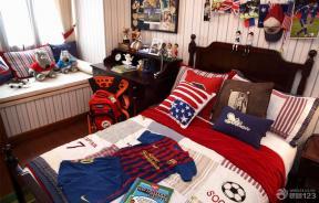 現代美式 兒童房間設計 兒童房間布置