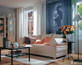 現代設計風格 一室一廳小戶型裝修