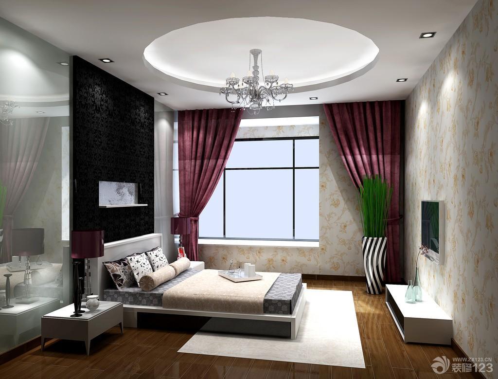 现代时尚风格单层别墅餐厅装修设计效果图片