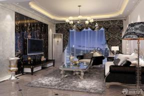 新古典客廳效果圖 家裝客廳設計