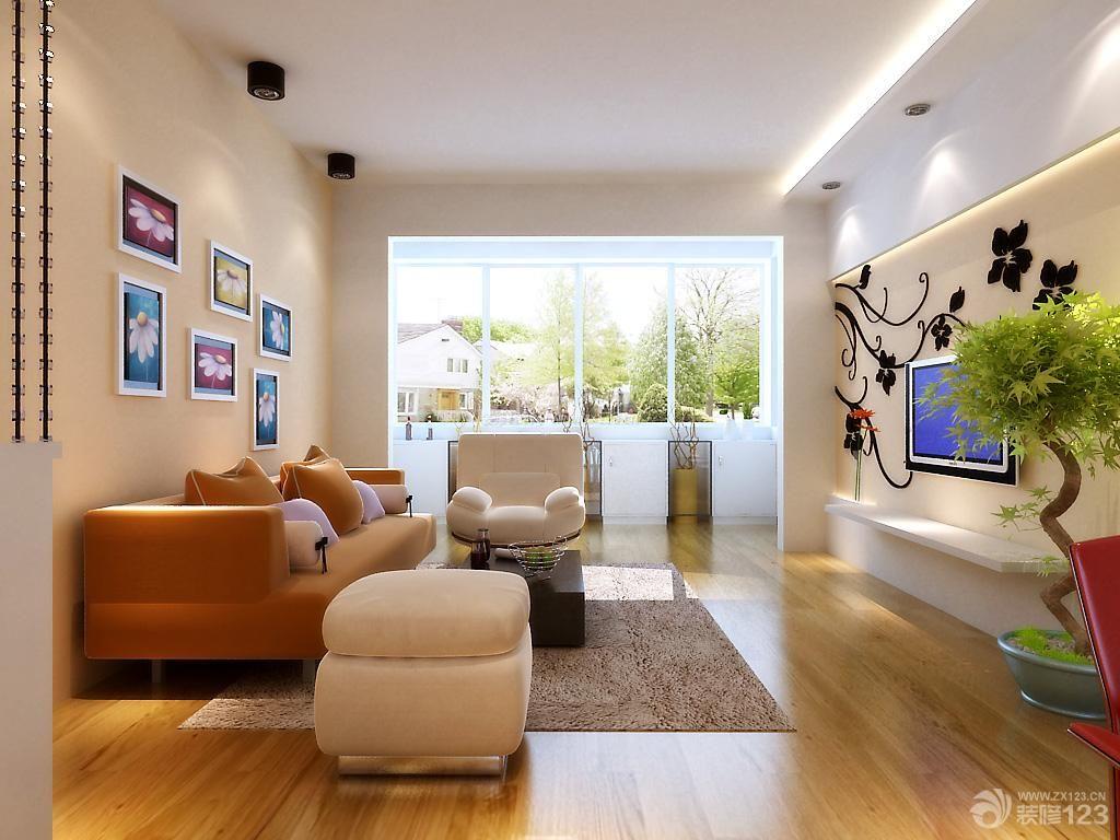 现代风格新房装修设计样板房图片图片