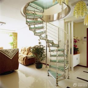 室內樓梯圖片 不銹鋼樓梯扶手