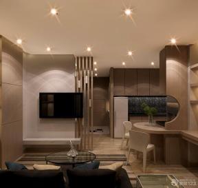 一室一厅客厅ballbet贝博网站图 40平方