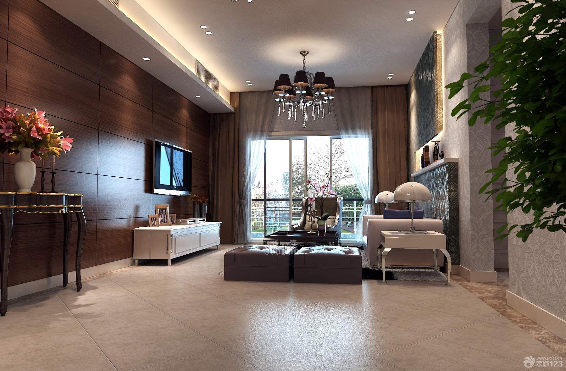 160平米跃式住宅装修设计效果图欣赏图片
