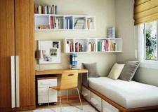 小卧室如何装修,实例讲解更明白
