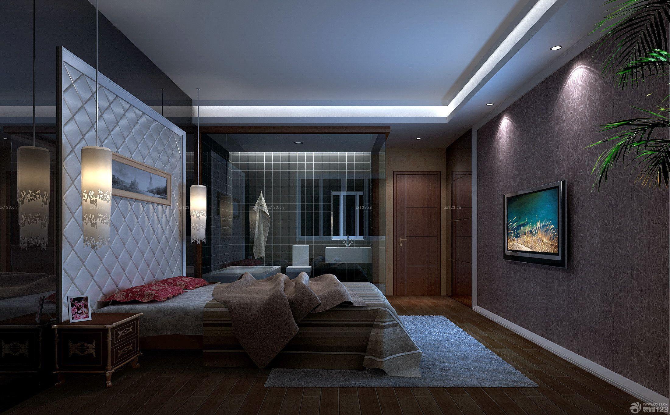 经典客厅木制家具装修设计图大全