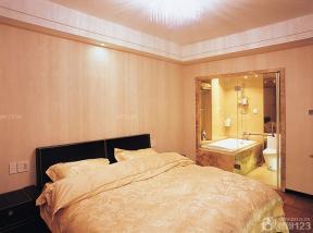 現代簡約臥室裝修效果圖 4平方衛生間裝修圖 衛生間移門效果圖