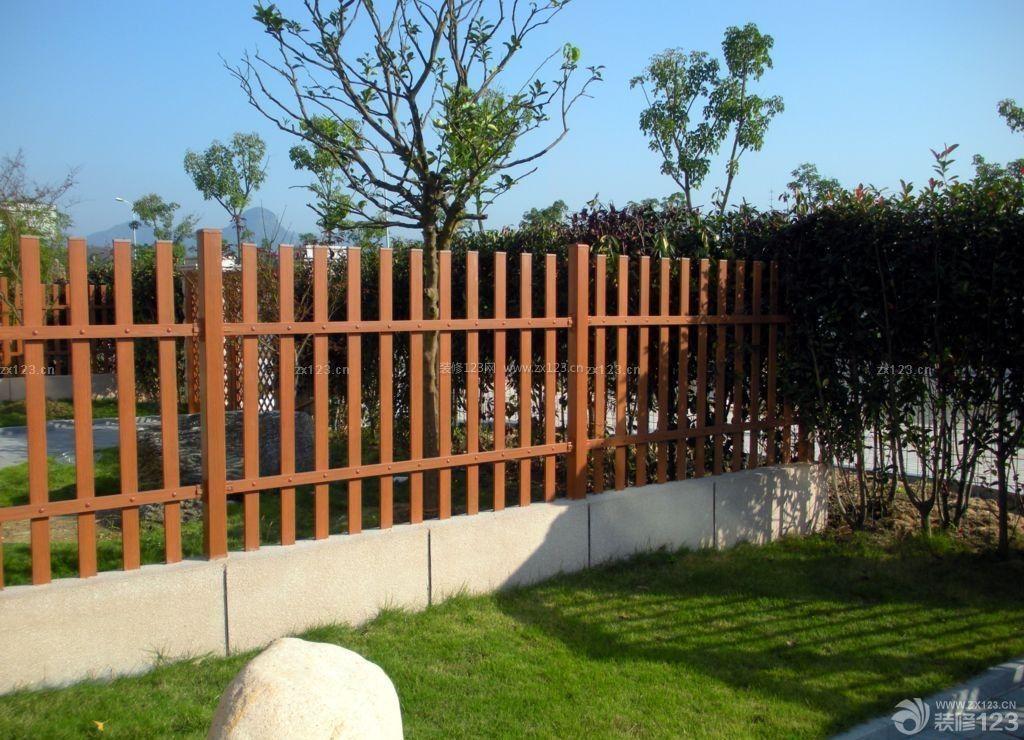 最新别墅围墙护栏装饰实景图展示