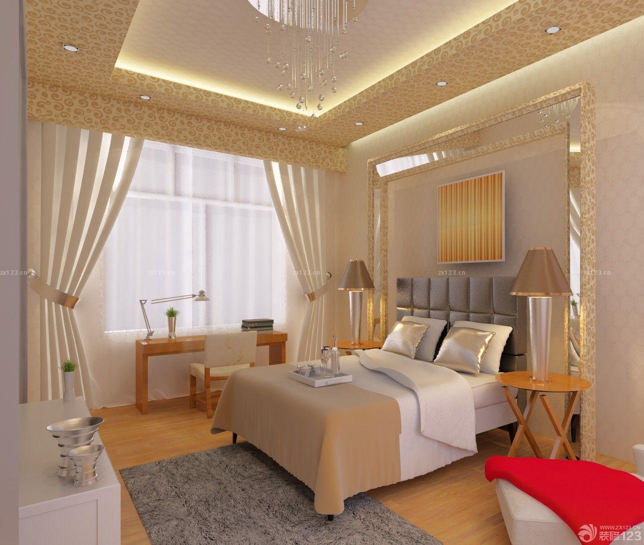 背景墙 房间 家居 起居室 设计 卧室 卧室装修 现代 装修 1289_1091图片