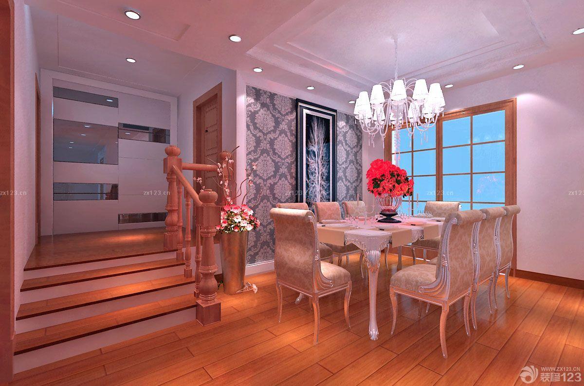 奢华欧式风格家装别墅卧室装修效果图大全2014图片