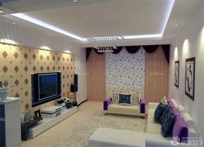 交換空間小戶型改造 70平婚房裝修 70平米裝修樣板房