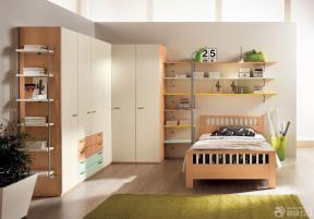 臥室組合柜 兒童房裝修案例 70平米裝修樣板房