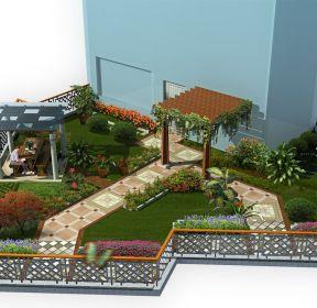 屋頂花園設計圖-每日推薦