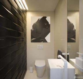 50平米裝修樣板間 2平米衛生間裝修圖