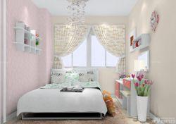 90平米新房臥室梳妝臺裝飾圖片設計