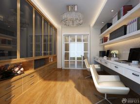 歐式室內裝潢 書房設計
