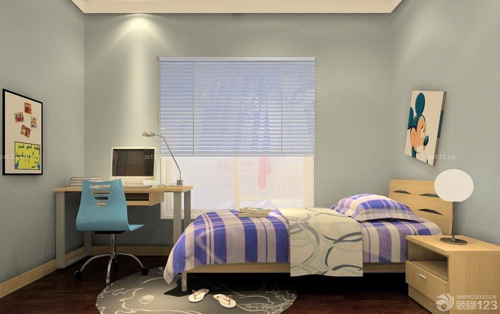 2014最新家装小房间卧室设计图片展示