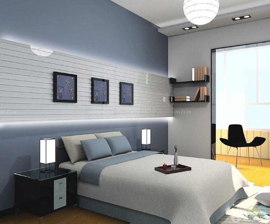 小房间装修效果图 十平米小卧室装修图