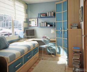 小房間裝修效果圖 54平米小戶型設計