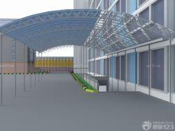 3500平米鋼結構廠房裝修圖片