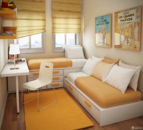 小兩室裝修 交換空間小戶型臥室