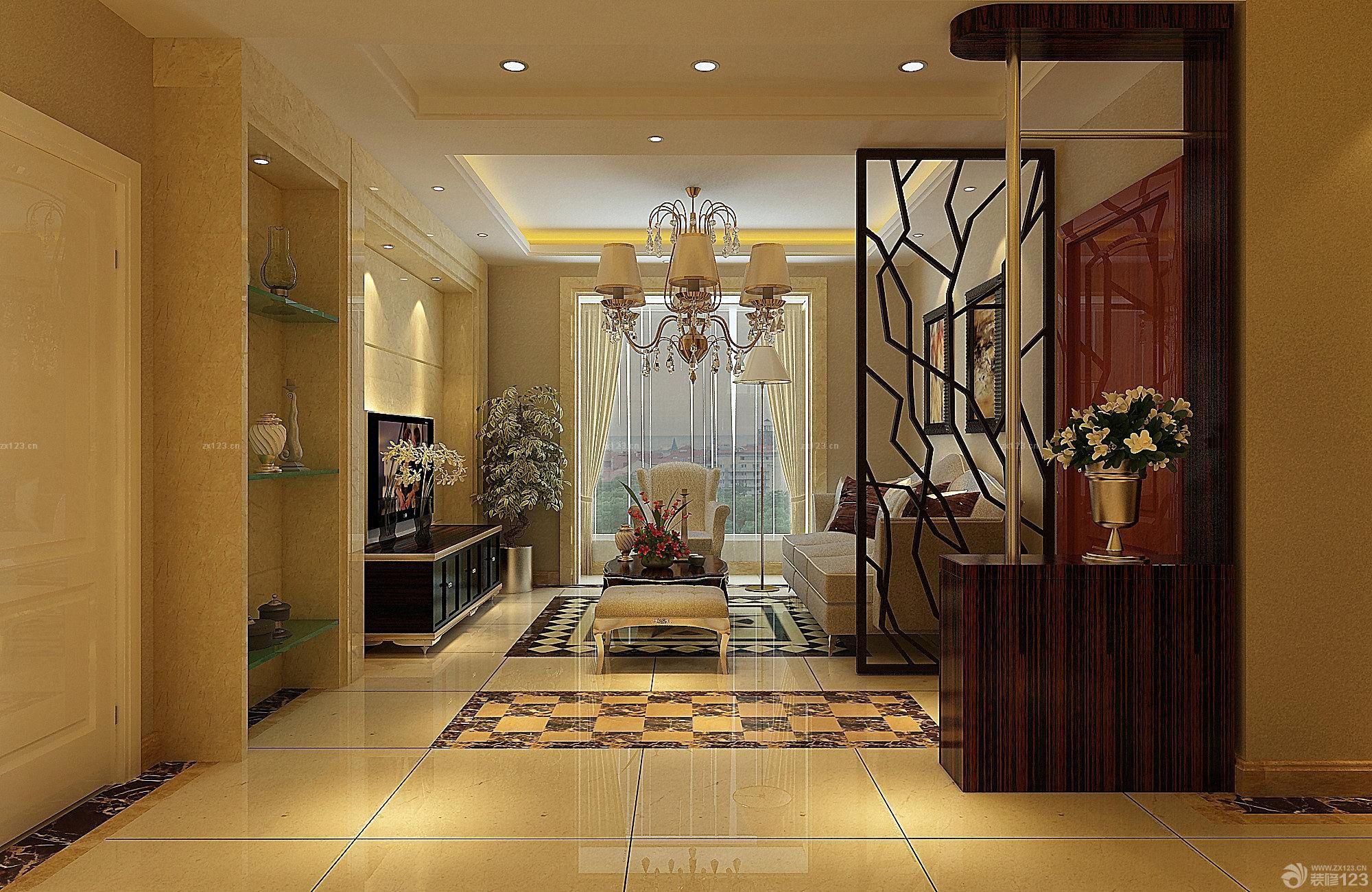 瓷砖客厅铺贴效果图-客厅装修铺瓷砖效果图|瓷砖铺贴效果图软件|客厅