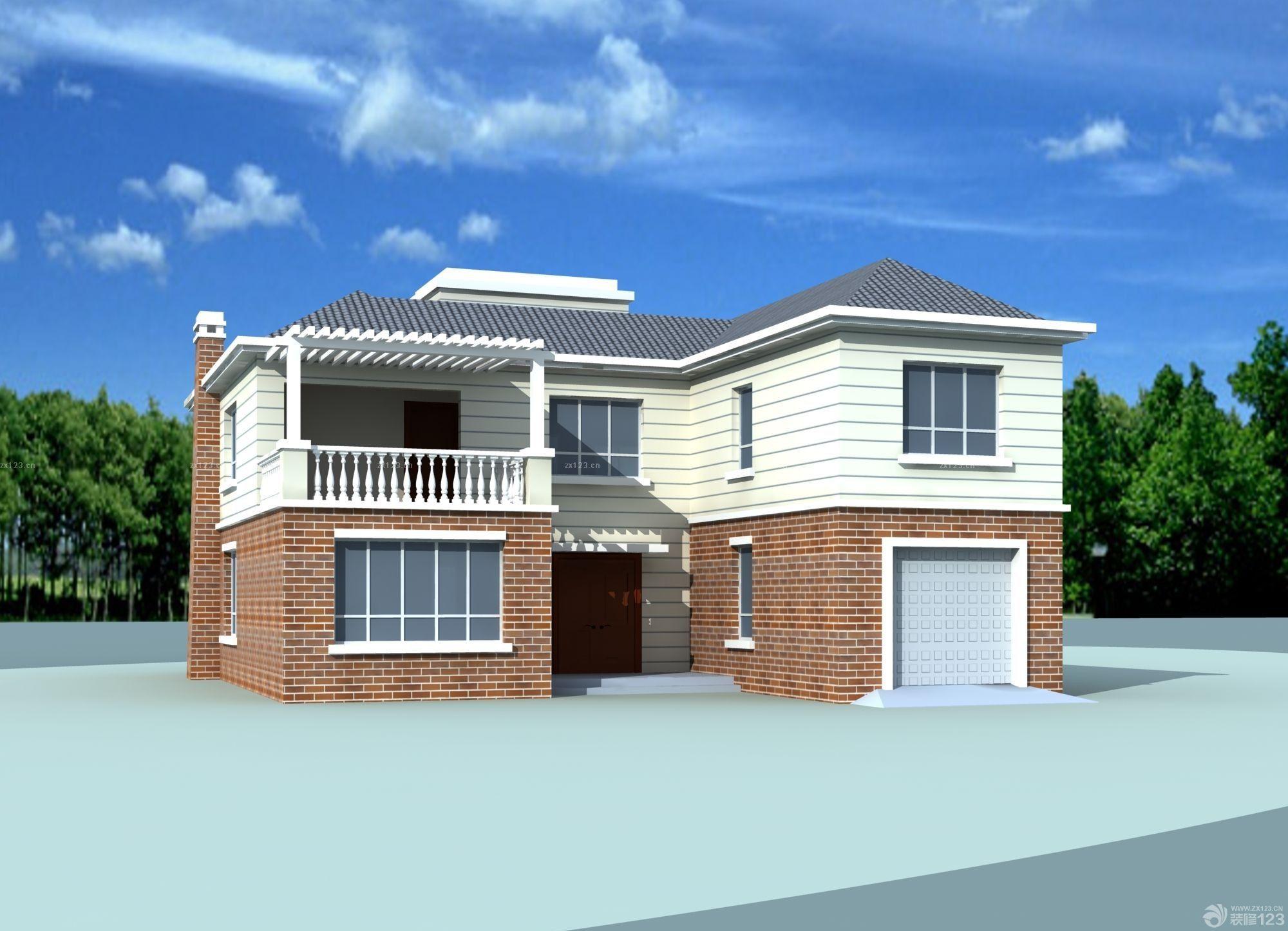 想做一个农村自建房改造别墅,需要多少钱设计费图片