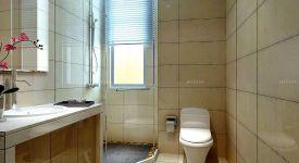 衛生間干濕分離隔斷設計