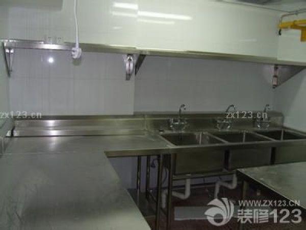 小饭店厨房设计
