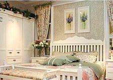 主卧室背景墙效果图 自己动手创造魅力家居