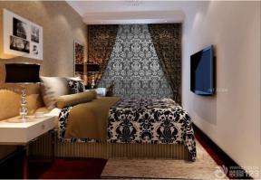 兩室兩廳 主臥室 雙人床