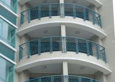 几款常见的阳台护栏样式