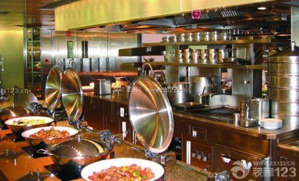 餐廳廚房設計規范