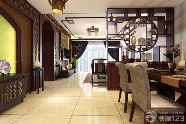 中式餐厅吊顶效果图-屏风-中式餐厅吊顶效果图欣赏 中式餐厅吊顶设计