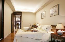 新房臥室床頭背景墻設計圖片大全