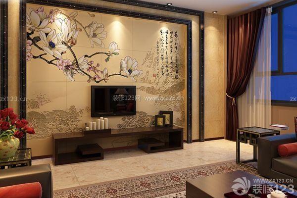 客厅电视背景墙造型有哪些