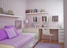 卧室和书房一体隔断 工作休息两不误