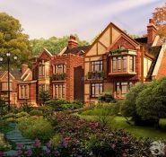 别墅都爱北京土豪别墅?所有高尔夫球场作楼盘求合图片
