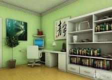 书房壁纸颜色怎么选择?书房用什么颜色好?